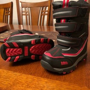 Totes Snow Boots - Little Boys size 12